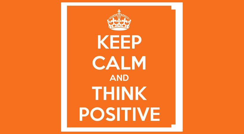 10 tips to think positive