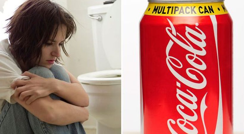 This happens to your body when you drink coke