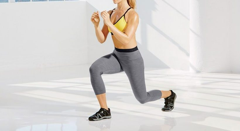 5 x the best exercises for tight buttocks