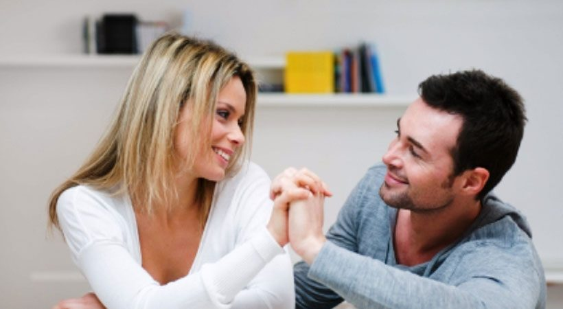 Improve your relationship without talking