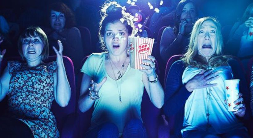 6 bizarre things that happen to your body when you watch a horror movie