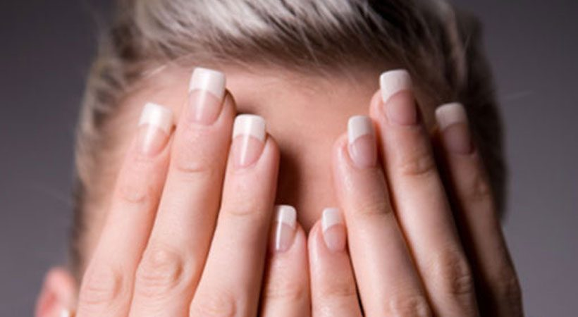 Do you suffer from fragile nails? This way you ensure that they become strong and healthy again