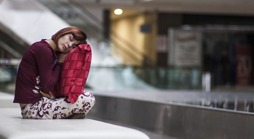Slept badly? With these tips you will still get through your day