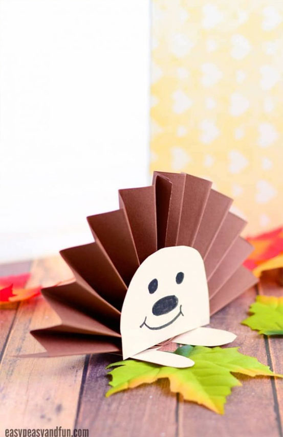 craft with paper